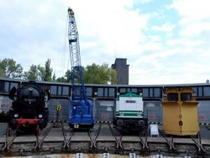 Bahnaktionstage 2012