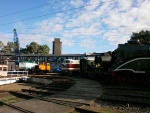 Bahnaktionstage 2015