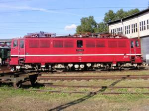 Fahrzeuge der Traditionsgemeinschaft Bw Halle P e.V.