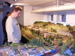 Modellbahnausstellung am 2. Advent