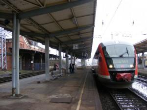 Sonderfahrt durch die Dübender Heide nach Leipzig am 13. und 14.12.2008