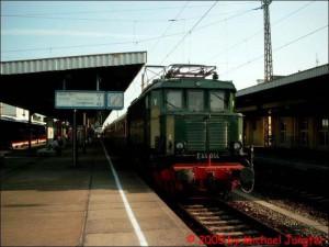 Sonderfahrt zum Sachsen-Anhalt Tag 2005 nach Magdeburg