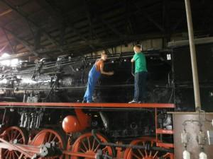 Bahnaktionstage 2013