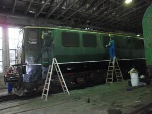 Bahnaktionstage 2014