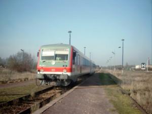 Sonderfahrt durch die Dübender Heide Oktober 2007